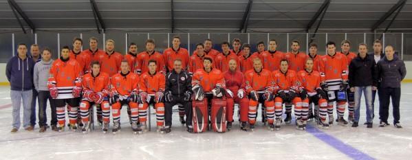 Derby: HC Le Mouret en leader