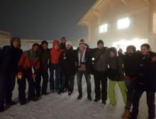 2018.02.24: HCLM II – sortie en luge au Lac Noir