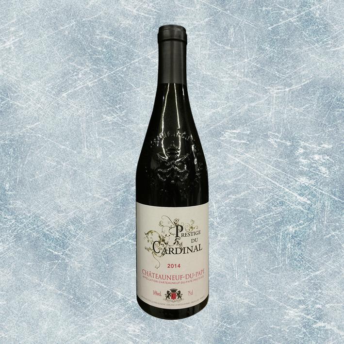 Vin – Rouge – Prestige du Cardinal – Châteauneuf-du-Pape