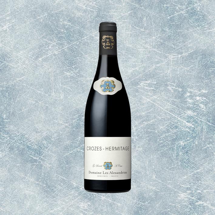 Vin – Rouge – Croze Hermitage Les Alexandrins
