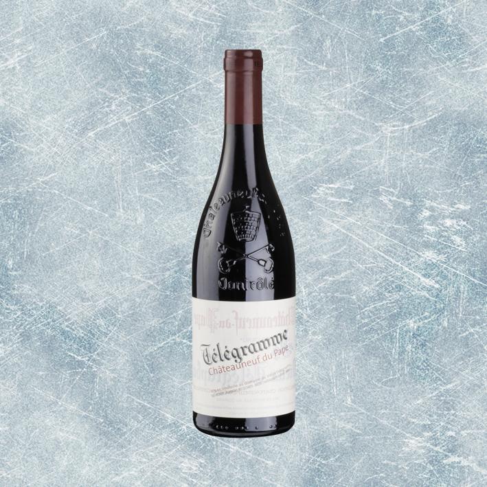 Vin – Rouge – Télégramme